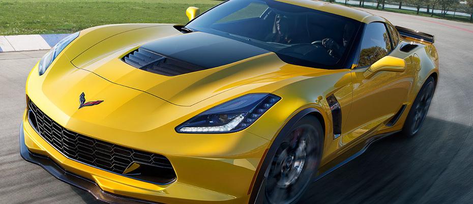 2015-Chevrolet-Corvette-Stingray-Z06-Front
