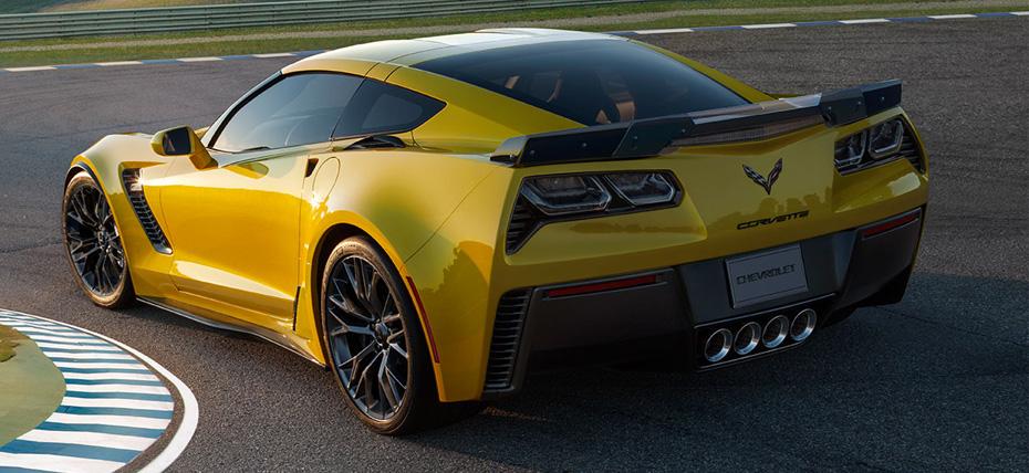 2015-Chevrolet-Corvette-Stingray-Z06-Rear