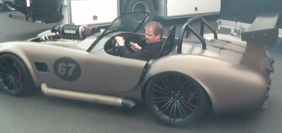 Magnus-Jinstrand's-V12-Shelby-Cobra-The-coolest-Kit-Car-ever