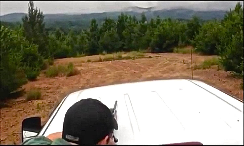 Dumb-Kid-Shoot-His-Own-Truck
