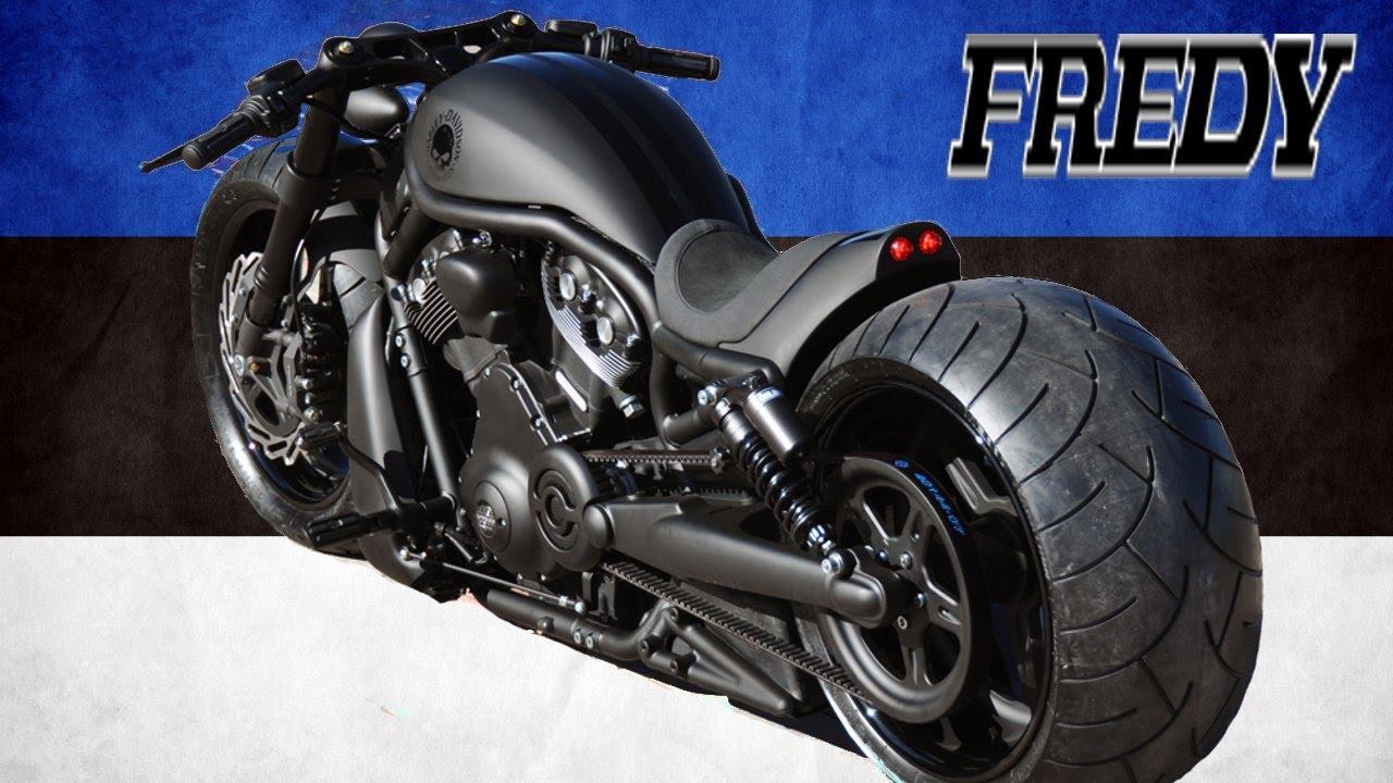 Harley Davidson Night Rod Special By Fredy