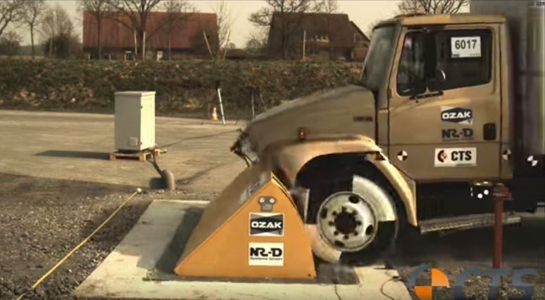 Freightliner vs. Road Blocker