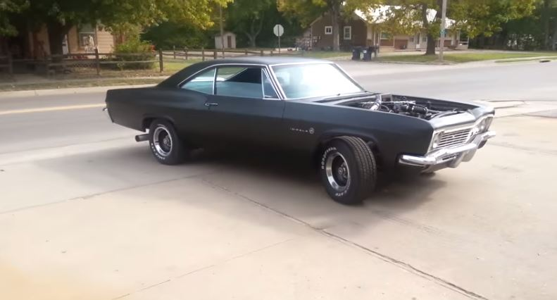 See What Happens When You Boost A '66 Cummins Impala
