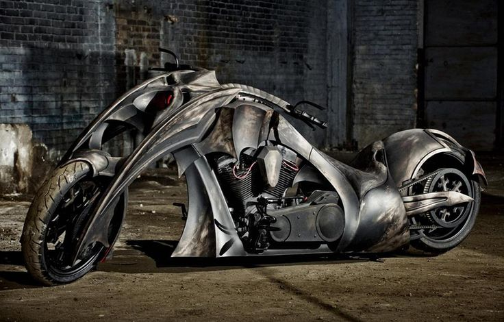 BEHEMOTH BIKE by Game Over Cycles