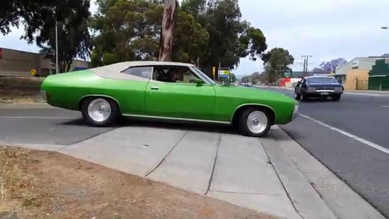 The US Got The Mustang, But Australia Got The Falcon