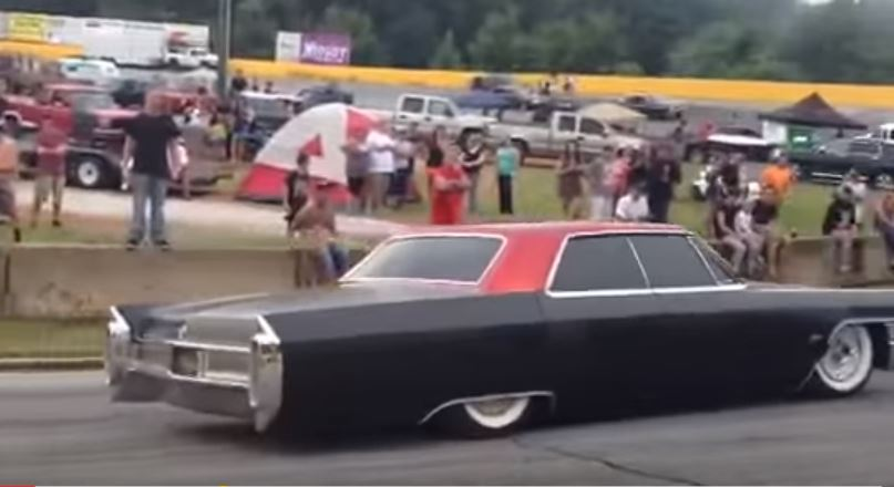 Cummins Diesel Powered Cadillac Deville