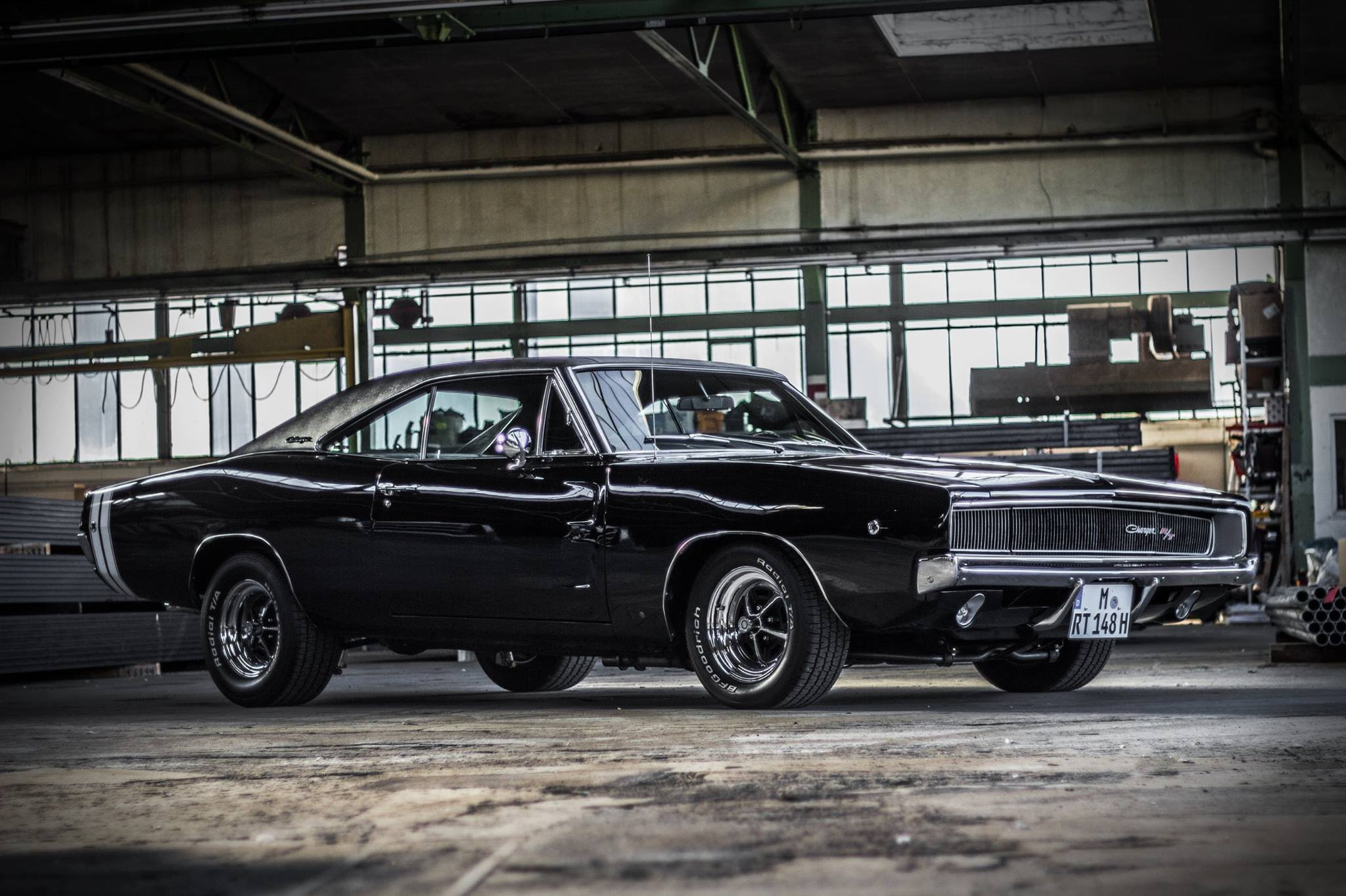 Here's More Proof The '68 Charger RT Is Pure Car Porn