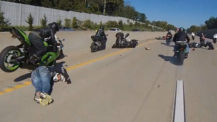 This Is What Happens When A Motorcycle Road Trip Goes Bad