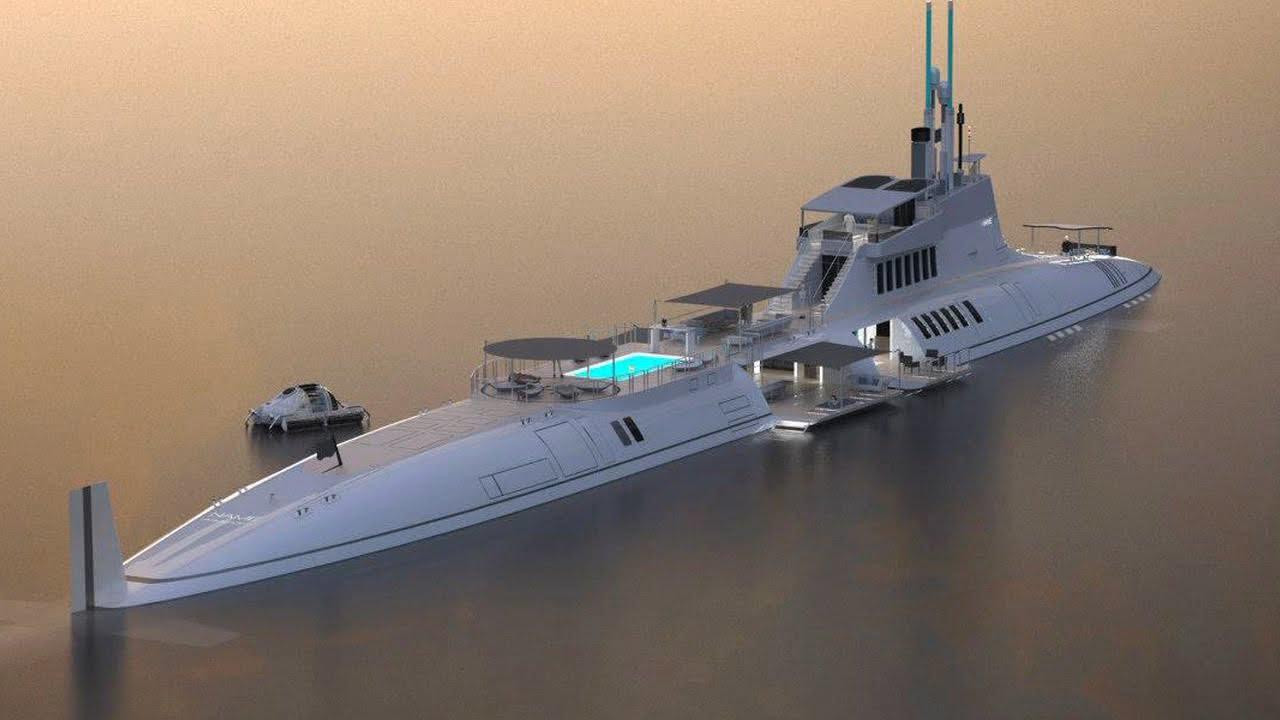 Ultra Luxury Private Submarine