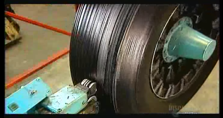Remolded tires