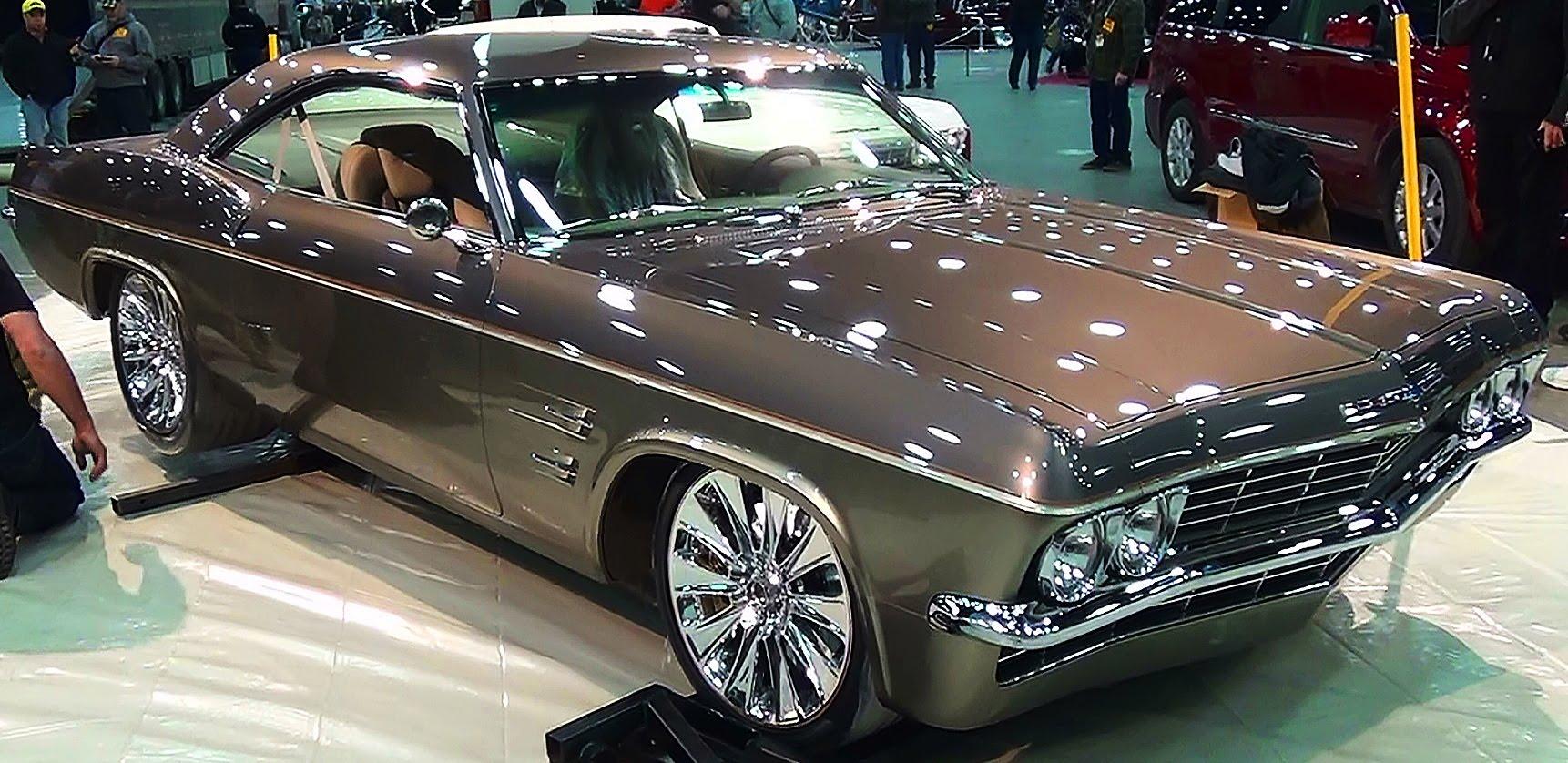 65 Impala The Imposter Foose Design 2015