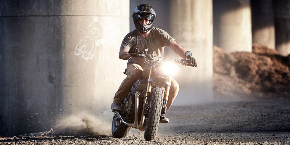 Daryl Dixon's new bike in The Walking Dead..