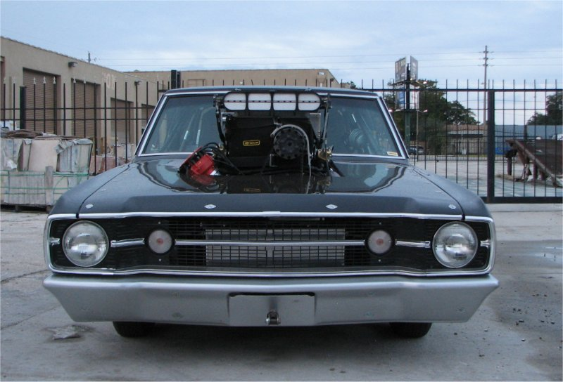 1968 blown Dodge Dart