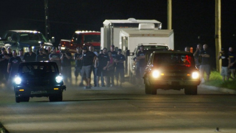 In the Drivers Seat Daddy Dave vs. Farmtruck Street Outlaws