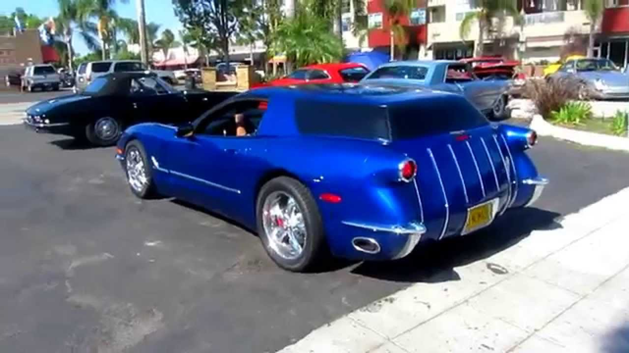 Corvette Chevy Nomad AAT Station Wagon