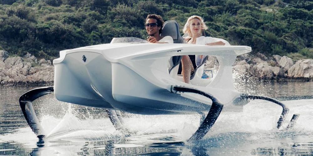 Quadrofoil Hydrofoil Electric Watercraft Q2