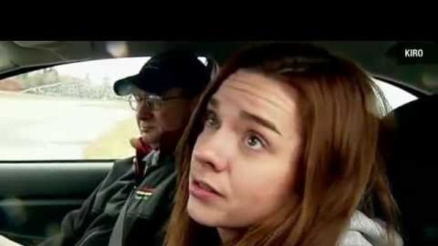 Drivers Stoned on Marijuana Test Their Driving Skills!