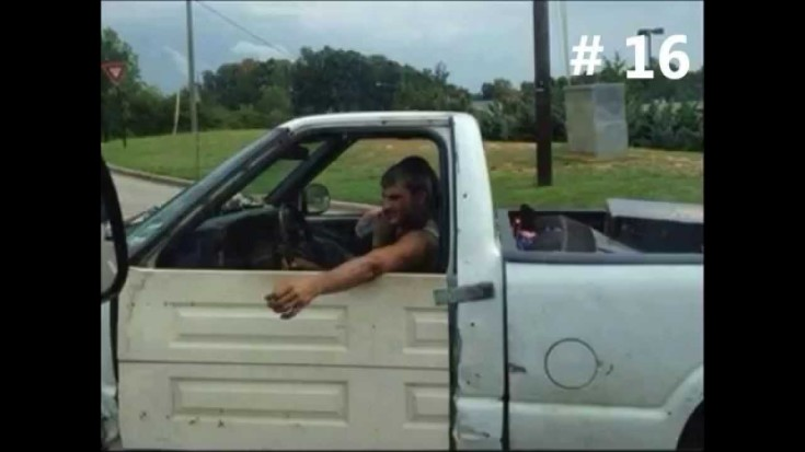 You Won't Believe These 20 Hilarious Redneck Car Repairs!