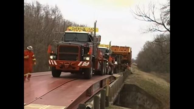 TxDOT's Heaviest Load