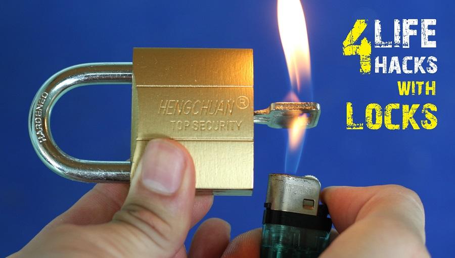 4-Amazing-life-hacks-with-Locks